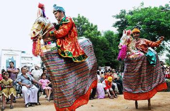 pongalfest poikkal dance